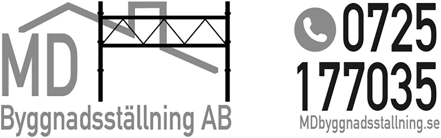 MD Byggnadsställning AB